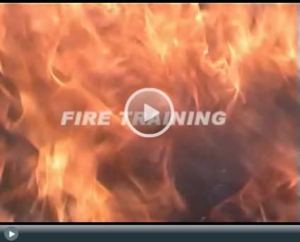 Fire Training Video